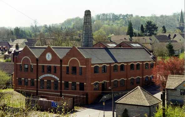 Woodchester Piano Factory, Stroud, Glos. England